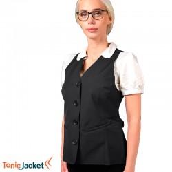 Veste noire TONIC JACKET femme