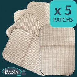 Pochette 5 Patchs EVEXIA